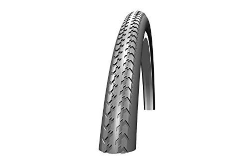 Schwalbe Reifen HS127 - Cubierta para Bicicleta (24 x 1 3/8')