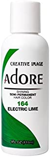 Creative Image Adore Semi-Permanent Hair Color (164 Electric Lime)