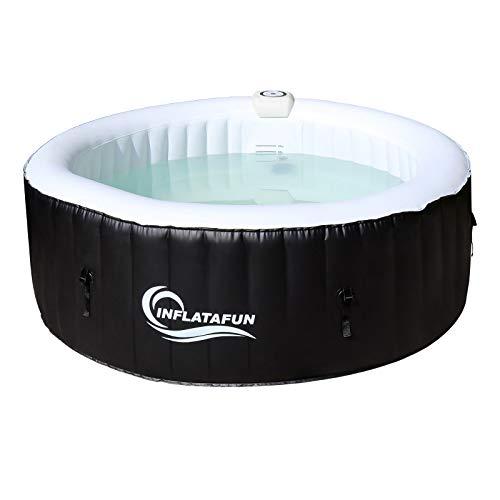 Bolla gonfiabile riscaldata portatile della vasca idromassaggio gonfiabile della vasca idromassaggio 2-4 persona di Inflatafun