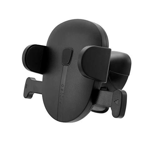 Soporte universal fijado con rejilla de ventilación para rejilla de ventilación.
