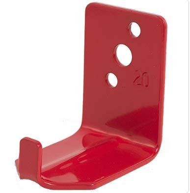 Fire Extinguisher Hook, Mount, Bracket, Bundle, Fits 5LB. to 20 LB. Extinguishers.