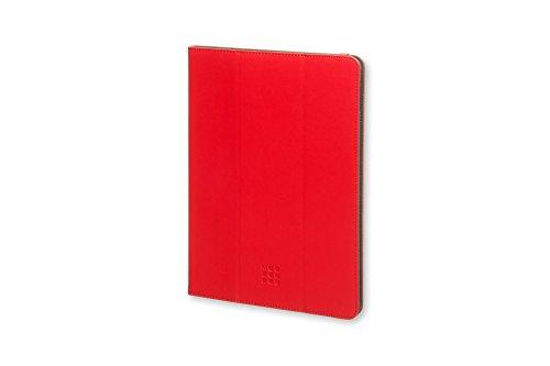 Beschermhoes van leer voor iPad Air2, rood