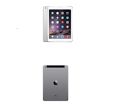 Apple iPad Air Tablet 16GB, 4G WS, Nero