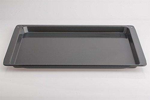 Bosch Siemens bakplaat geëmailleerd 46,5 x 37,5 x 2,6 cm voor oven 5Z1343X1, 00579473, 579473