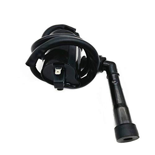 LYJUN® Motorradzündungsspule passt für Yamaha v Star 650 1999 2000 2001 2002-2014 GN250 ATV 300cc