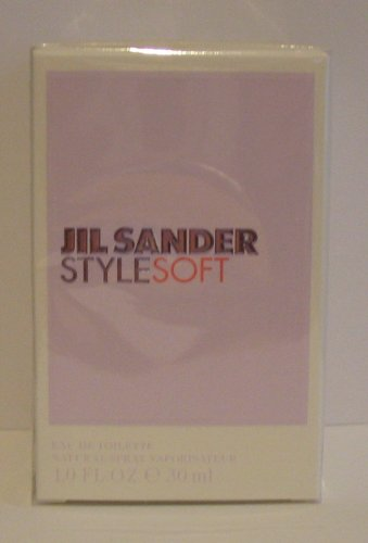 Jil Sander Style Soft, femme/woman, Eau de Toilette, 50 ml