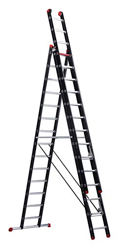 Altrex Mounter 3-delige multifunctionele ladder, 3 x 8