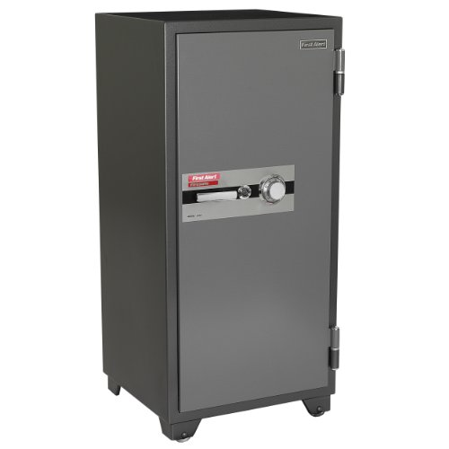 Hot Sale First Alert 2702F 2-Hour Steel Fire Safe with Combination Lock, 5.91 Cubic Foot, Gray