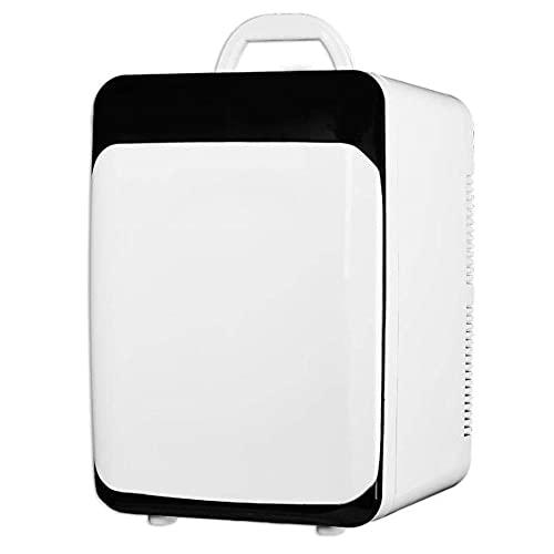 BAOZUPO Refrigerador Vertical de Coche de 10L, Mini refrigerador, Caja de calefacción y refrigeración para el hogar, cosméticos, refrigerador para Bebidas, Regalo