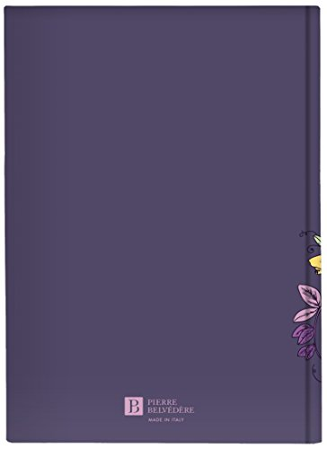 Pierre Belvedere Large Hardcover Notebook with Printed Padded Cover, Up a Tree (7706210) Photo #2
