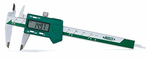 """Insize 1111–100A Mini Digital Calibre, 0–100mm/0–4\"""""""
