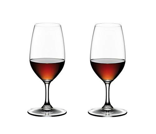 Riedel Vinum Port Glass, Set of 2