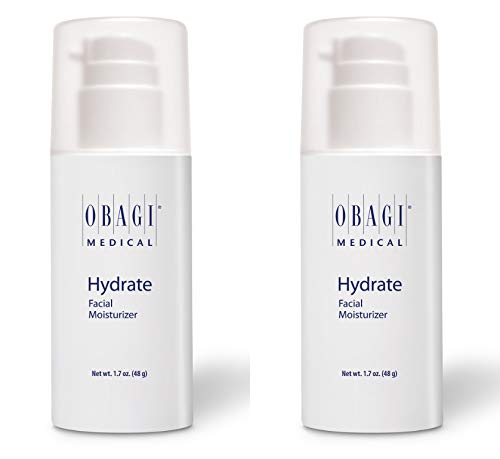 Obagi Medical Hydrate Facial Moisturizer 1.7 OZ Pack of 2