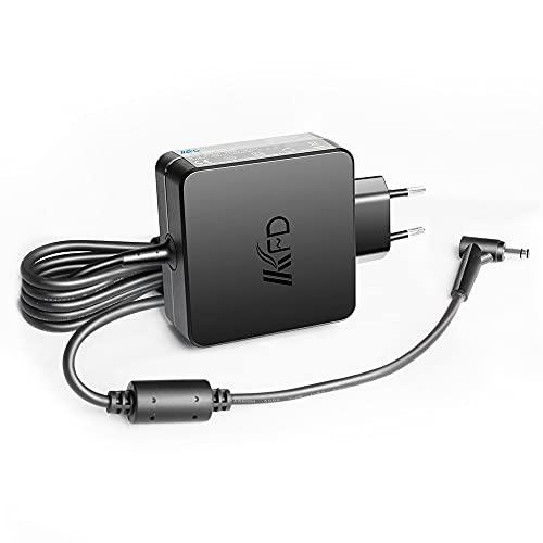 KFD 65W 45W 19V Adaptador de corriente Cargador para ASUS Zenbook 14 15 Vivobook S14 S15 UX303 UX305 UX305f UX410ua UX430 UX433 X200m VivoBook S S412DA S420UA S530FA E406MA Computadora portátil