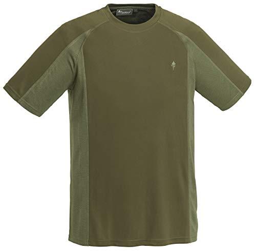 Pinewood T-Shirt Fonctionnel pour Homme. XXL Olive