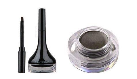 Tony Moly® – Eyeliner Backstage Gel - Eye Liner Noir - Eyeliner Gel - Make Up
