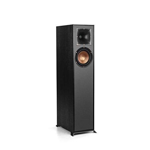 Klipsch R-610F Floorstanding Speaker, Black