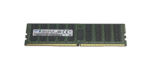 Samsung Server Memory 16GB PC4-17000 DDR4-2133MHz ECC Registered CL15 288-Pin DIMM 1.2V Dual Rank Memory Module Mfr P/N M393A2G40DB0-CPB2Q