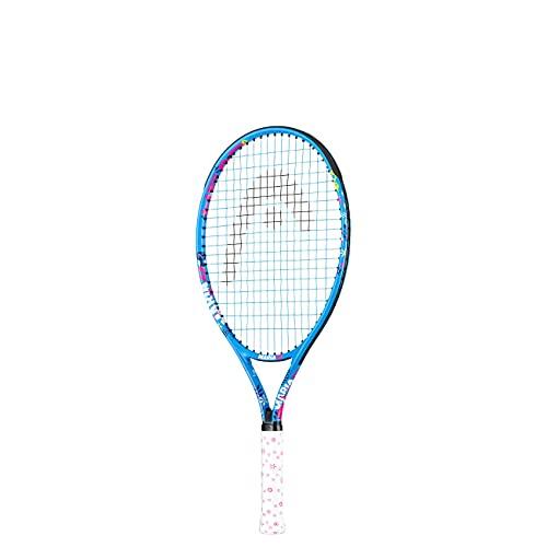 Head Maria 21-Raqueta de Tenis, Color Azul Claro, Talla única, Juventud Unisex, Multicolor, 4-6 años