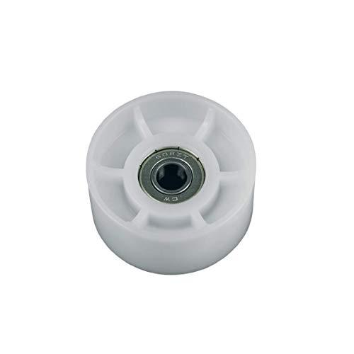 DL-pro Rodillo tensor para secadora Bosch Siemens Constructa Neff Balay Profilo Viva 632045 00632045 secadora tensor de correa 45 mm