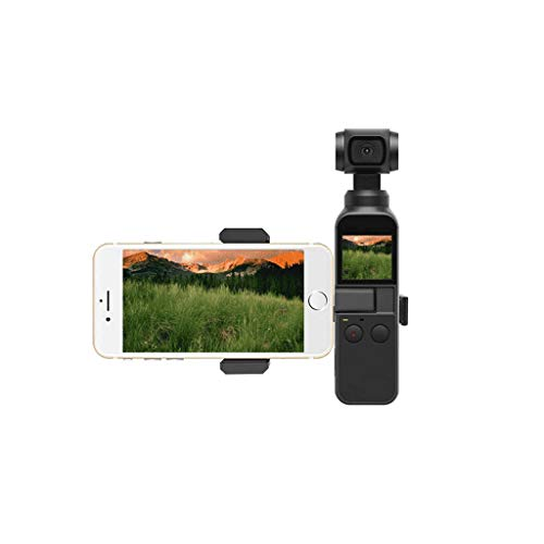 Pocket Smartphone Holder Rack Mount SUJING OSMO Accessories Smartphone Holder Mount Bracket for DJI OSMO Pocket Gimbal