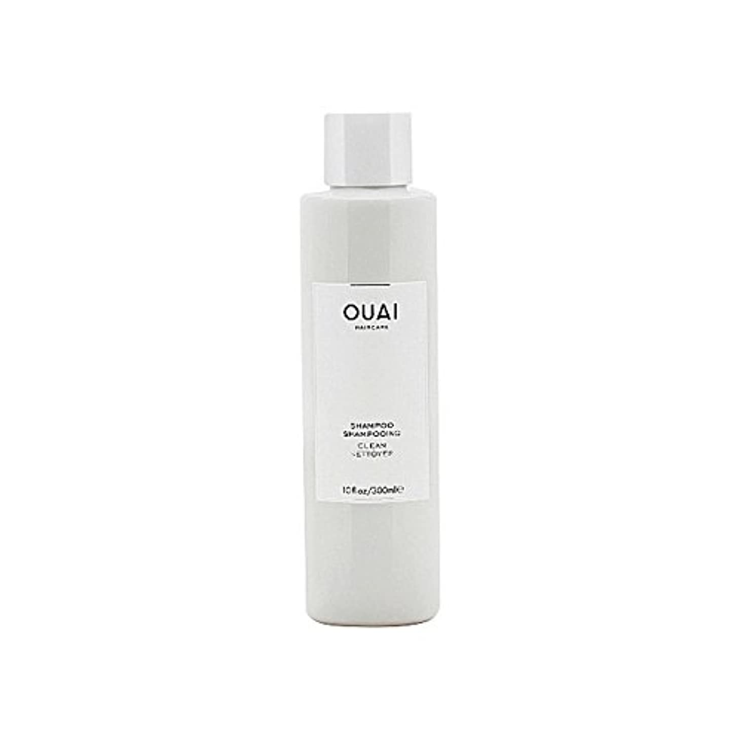 救出認識スポーツOuai Clean Shampoo 300ml - クリーンシャンプー300ミリリットル [並行輸入品]