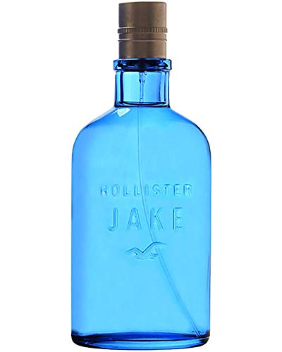 Hollister Jake Cologne Eau De Cologne 3.4oz/100ml New In Box