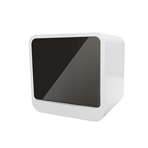 GFKD Lave-Vaisselle de Table, Mini-Vaisselle Portable Lave-Vaisselle UV Panneau Tactile Haute température Haute température, Facile à sécher, économe en énergie, pour Le Restaurant à la Maison