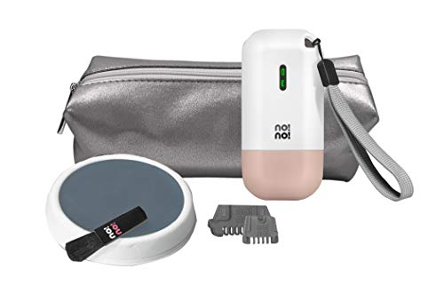 no!no! Micro Hair Removal System-White W/ Rose Gold Cap