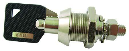 3PK - LOCK & KEY CODE 6101 FOR DEXTER WASHERS & DRYERS - 8650-012-004