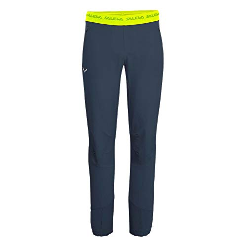 Salewa Durastretch Agner Light Engineered Pantalon Homme, Gris, FR : M (Taille Fabricant : M)