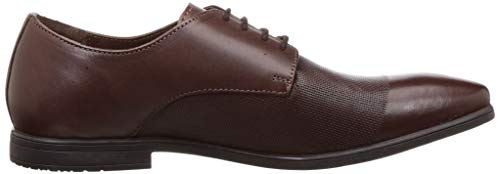 Hush Puppies Men's Rob Derby Leather Formal Shoes