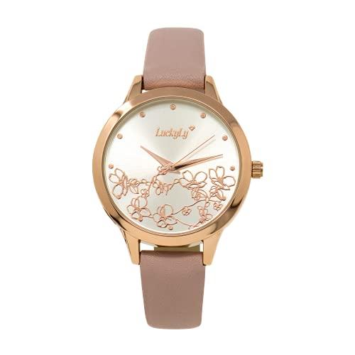 relojes modernos mujer fabricante LuckyLy