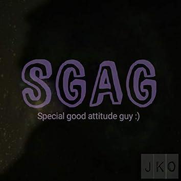 Special Good Attitude Guy (Sgag)