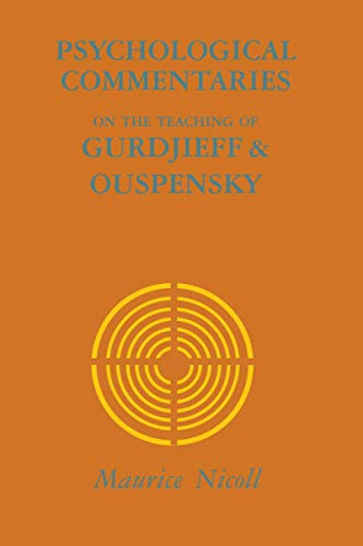 Compare Textbook Prices for Psychological Commentaries on the Teaching of Gurdjieff and Ouspensky: Vol. 1  ISBN 9789492590053 by Nicoll, Maurice