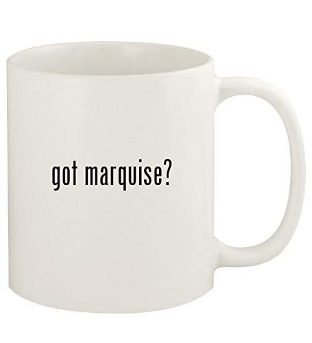 got marquise? - 11oz Ceramic White Coffee Mug Cup, White