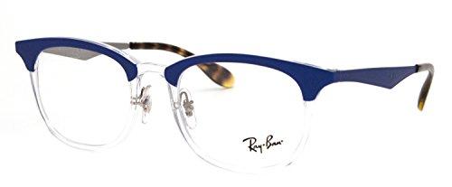 Ray-Ban 0Rx7112, Monturas de Gafas Unisex-Adulto, 51