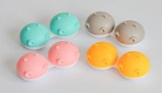 Sports Vision's nieuwe 3 stuks Hippo Animal Contact Lens Opslag/Soaking Case CE gemarkeerd & FDA goedgekeurd