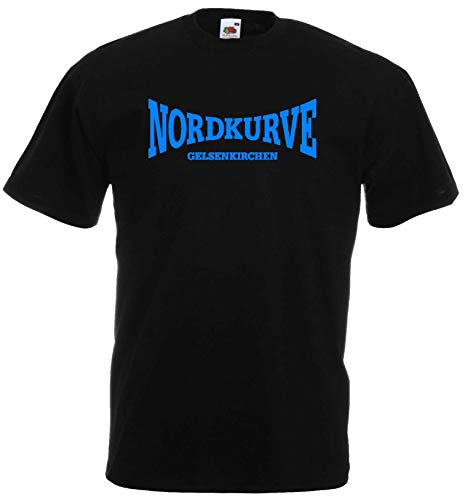 Gelsenkirchen Herren T-Shirt Nordkurve Ultras
