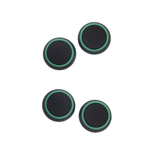 Sharplace 2pcs Analogico Silicona Cap Joystick Thumb Stick Funda de Protectora Controlador para Mando Xbox one / Xbox 360