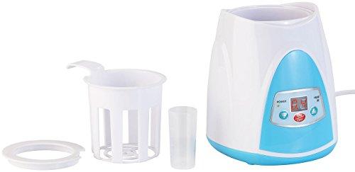 Cybaby Babykostwärmer: Fläschchen- und Babykost-Wärmer mit LCD-Display (Fläschchenwärmer)