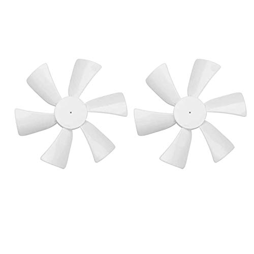 RV Vent Fan Blade - White 6