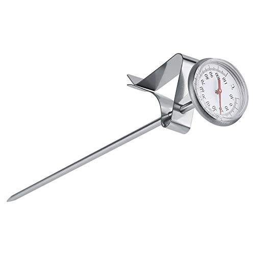 Deryang Thermometer Kochnahrungsmittelthermometer, Kochthermometer, Milchthermometer, für Grillgrill Milch für die Küche