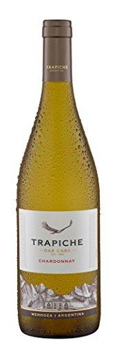 6x 0,75l - 2018er - Trapiche - Oak Cask - Chardonnay - Mendoza - Argentinien - Weißwein trocken