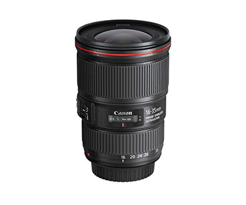 Canon EF 16-35 mm f/4L IS USM Lens - Black