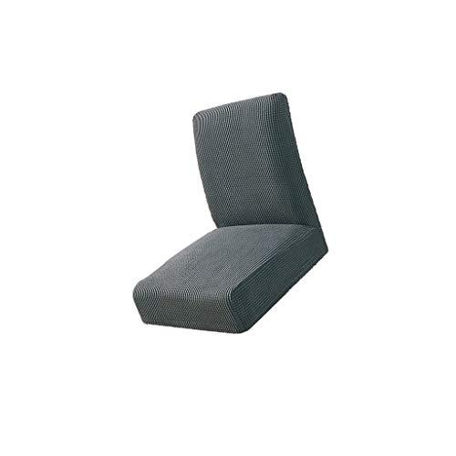 B Blesiya Spandex Stretch Stuhl Hocker Hussen Bezug Stuhlabdeckung für Barhocker - Dunkel grau