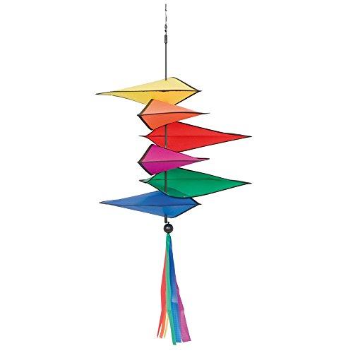 HQ Windspiration 110252 - Dreamcatcher, UV-beständiges und wetterfestes Windspiel - Länge: 75 cm, Ø: 40 cm, inkl. Aufhängung