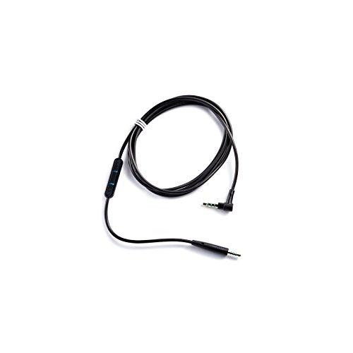 Bose ® Kabel mit Inline-Mikrofon und Fernbedienung für QuietComfort 25 Kopfhörer schwarz