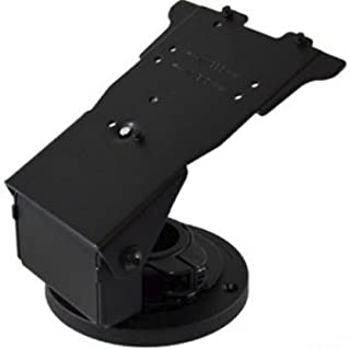 Contour Stand, Swivel Stand for the MX915 and MX925 EMV Credit Card Machine(367-3213) and Genesis Glue Pad System (367-0683)