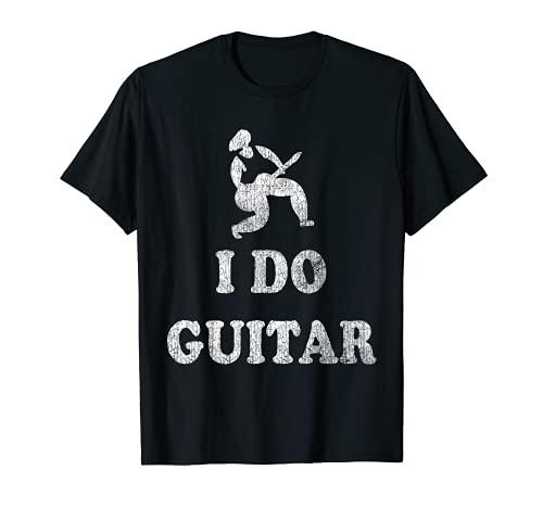 I Do Guitar - Divertida idea de regalo para el guitarrista...
